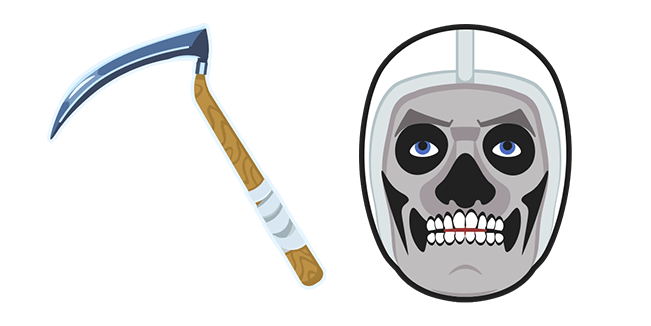 Fortnite Skull Trooper Reaper Pickaxe Fortnite Trooper Reaper