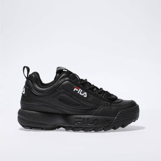 newest collection ff643 bbcd5 womens black fila disruptor low trainers   schuh Fila Disruptors, Sneakers  Nike, Air Max