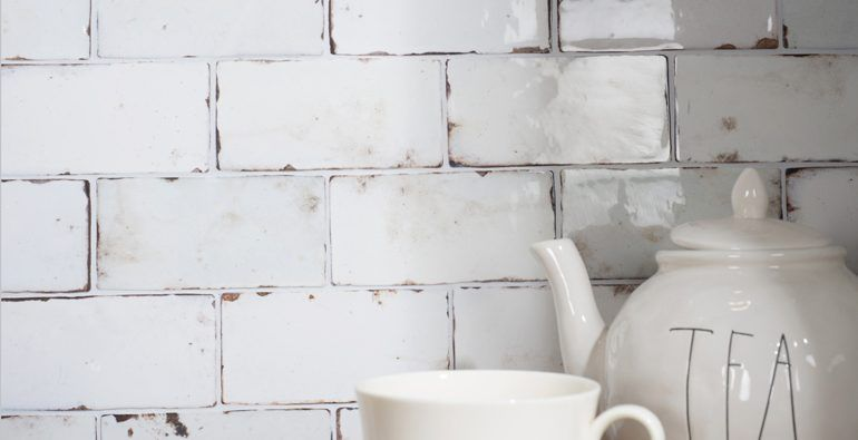 Tile And Stone Products In 2019 Kitchen White Subway