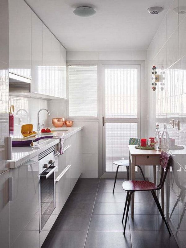 Soluciones para cocinas peque as kitchens ideas para - Soluciones cocinas pequenas ...