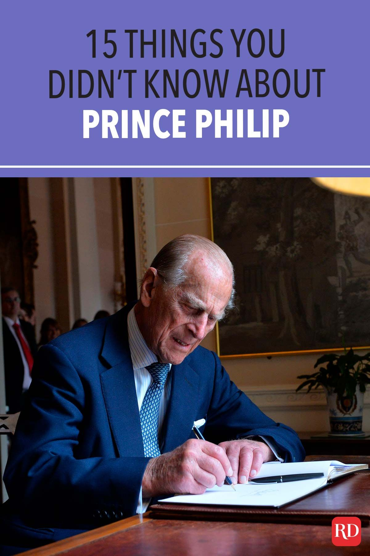 15 Things You Didn't Know About Prince Philip in 2020