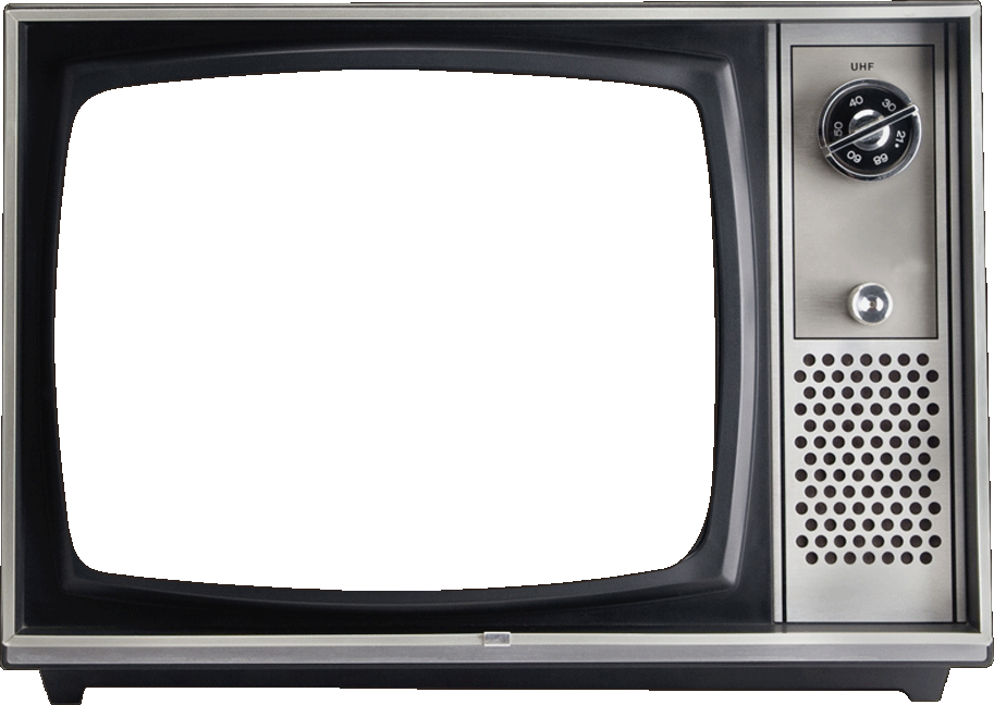Old Television Png Image Television Old Tv Png