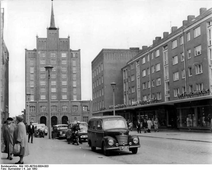 Rostock Ddr