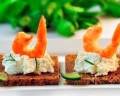 Amuse-bouche des tropiques #amusebouchefacilerapide Amuse-bouche des tropiques (facile, rapide) - Une recette CuisineAZ #amusebouchefacile