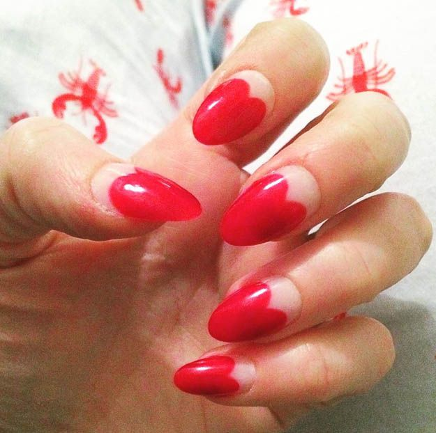 Cutest Heart Nail Designs Perfect For Valentine\'s Day