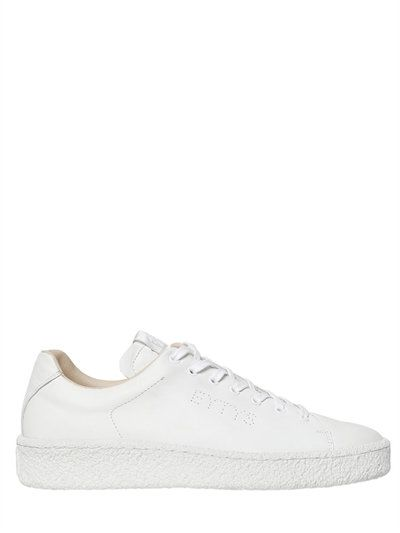 Explore Leather Sneakers, Shoes Sneakers, and more! EYTYS Ace Leather  Sneakers, White.
