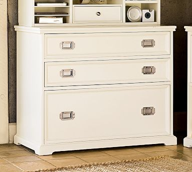 Love This Filing Cabinet. Pottery Barn
