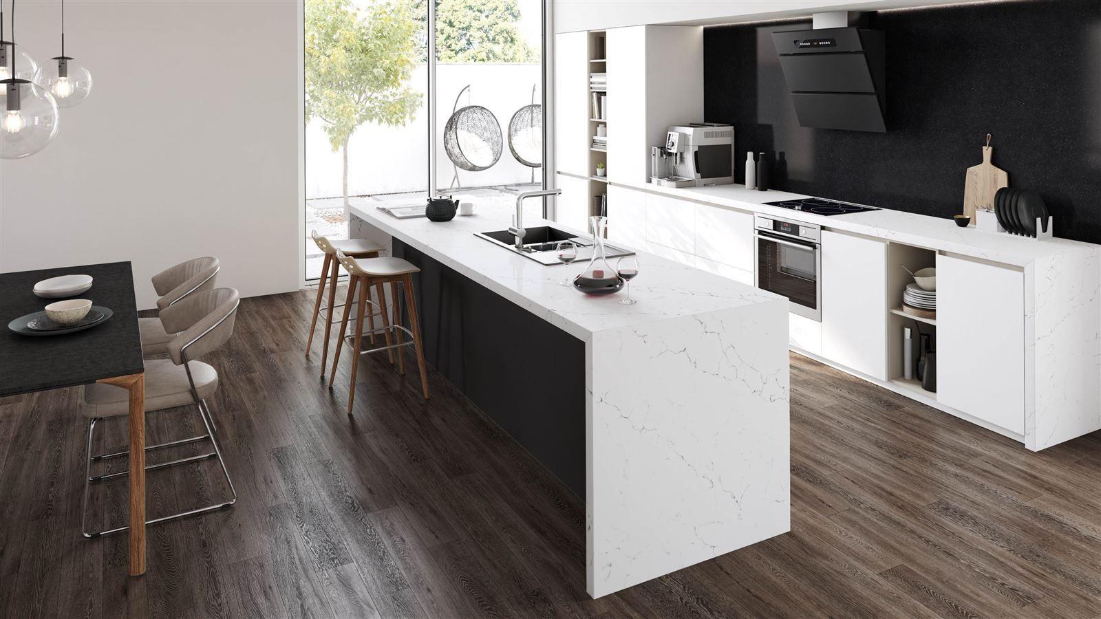 KitchensVenatino Statuario Quartz   Kitchen ideas   Pinterest   Quartz and  . Kitchen Design Visualiser. Home Design Ideas