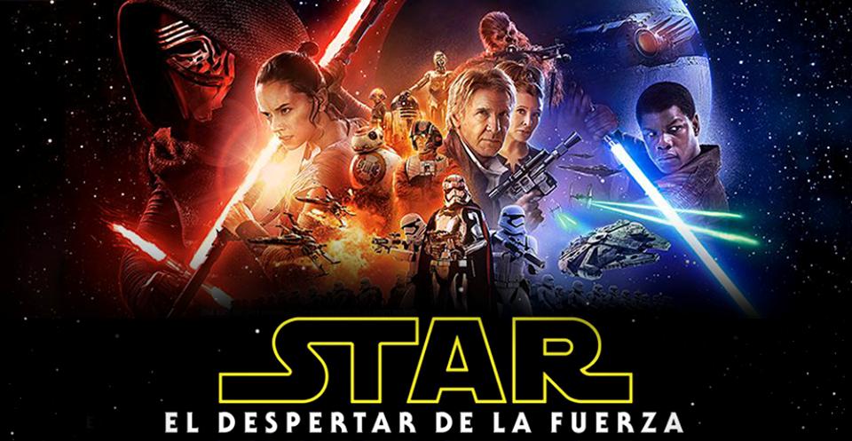 Star Wars 7 Buscar Con Google Star Wars Episode Vii Star Wars Movie Star Wars Poster