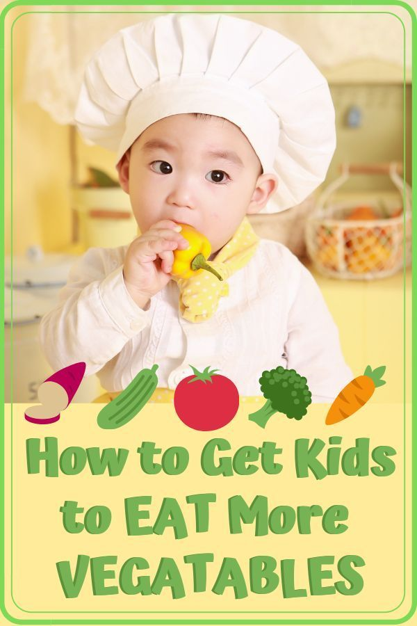 Sneaky Ways to Get Kids to Eat Their Vegetables #kidsnutrition