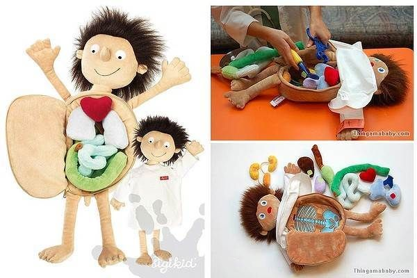 Surgery Doll Weird Toys Toys Kids Playing