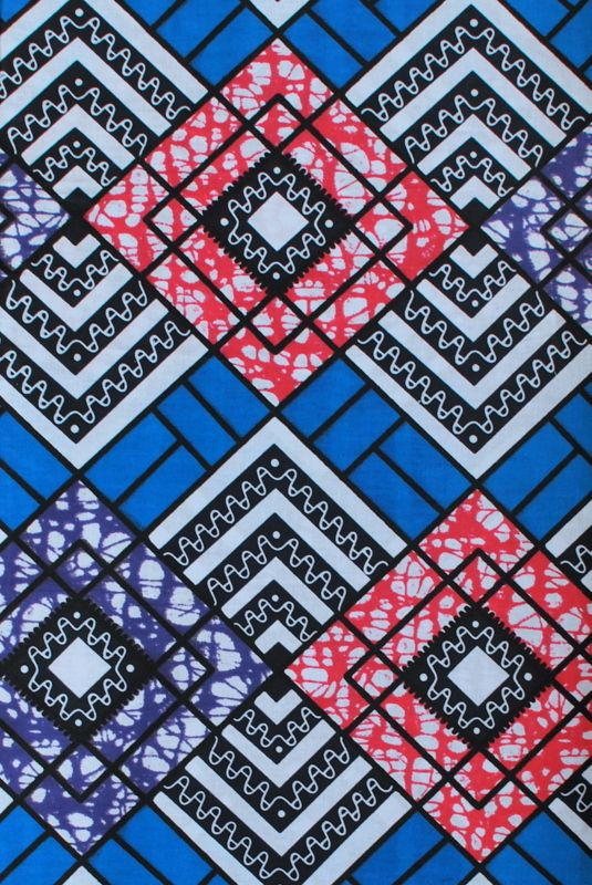 African Fabric House 075-15
