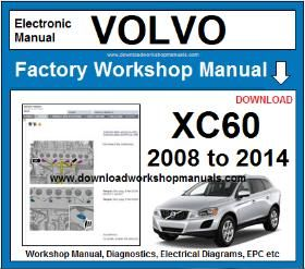 Volvo Xc60 Workshop Manual Wiring Volvo Xc60 Volvo Repair Manuals