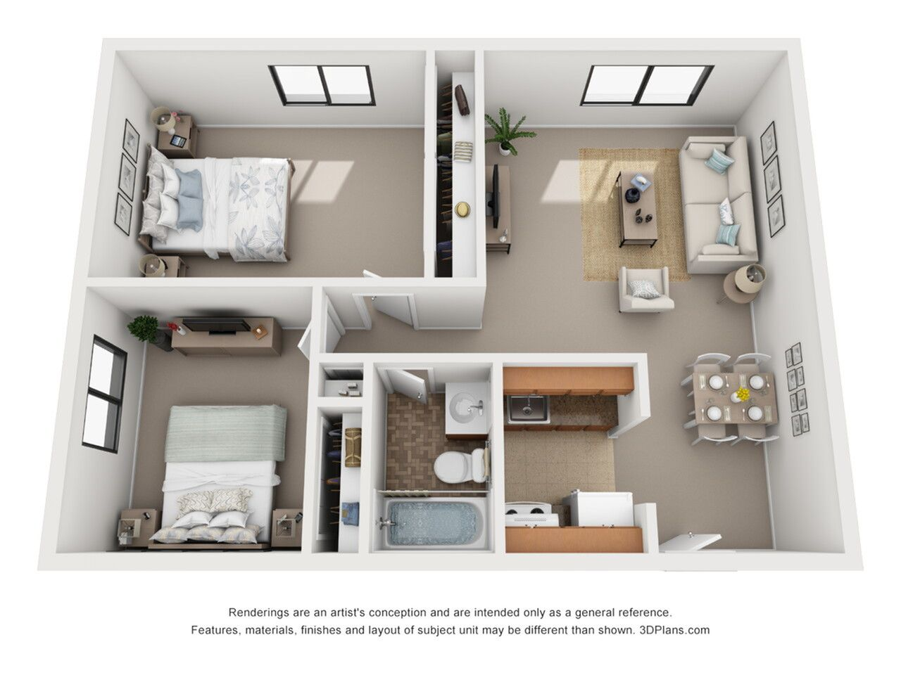 View Our 2 Bed 1 Bath Apartment In Pittsburgh Starting At 912 00 Studio Apartment Floor Plans Apartment Floor Plans Apartment Bedding
