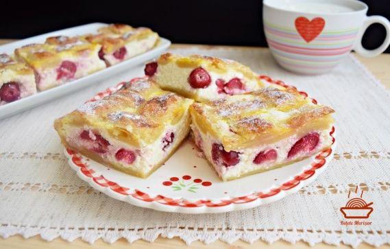 Prăjitură cu brânză pentru slăbire