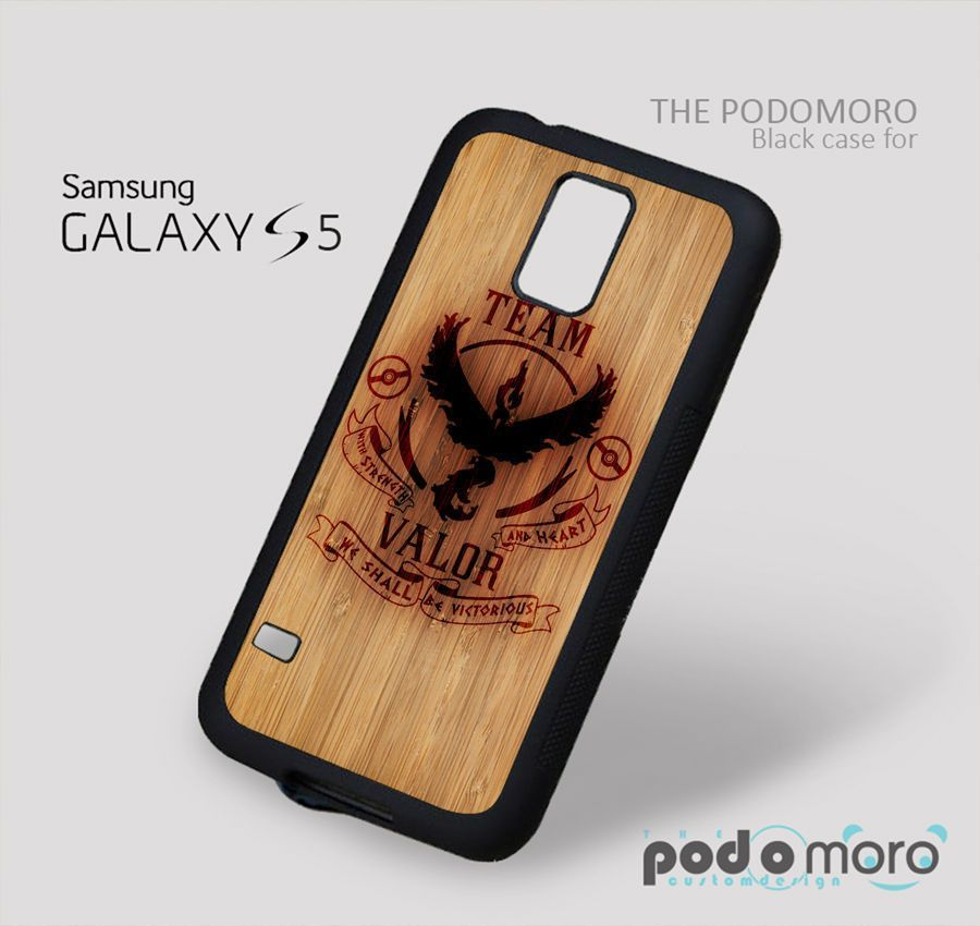 Team Valor Pyrography for iPhone 4/4S, iPhone 5/5S, iPhone 5c, iPhone 6, iPhone 6 Plus, iPod 4, iPod 5, Samsung Galaxy S3, Galaxy S4, Galaxy S5, Galaxy S6, Samsung Galaxy Note 3, Galaxy Note 4, Phone Case