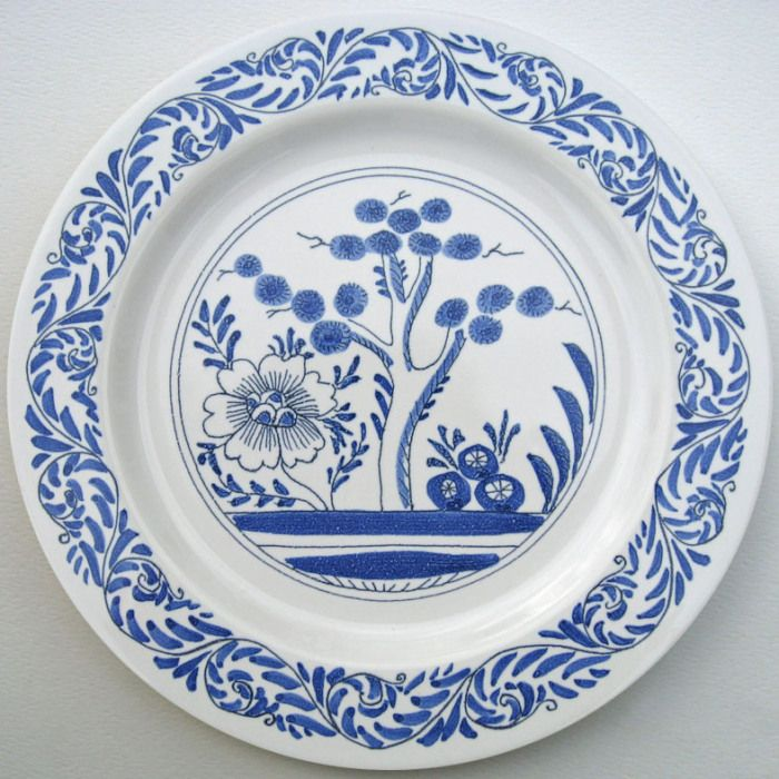 Gallery 2 – picture plates | painted plates carla briscoe welsh painter.