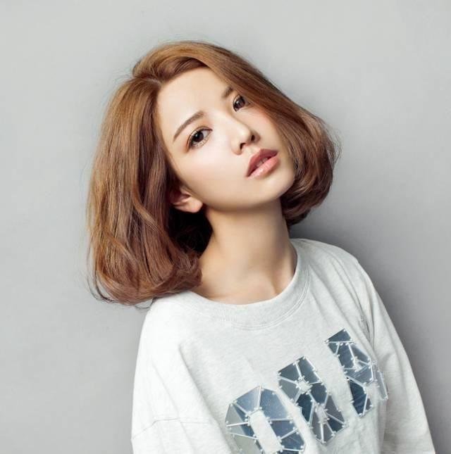 Image Result For Korean Perm Short Hair Korean Short Hair Short Wavy Hair Korean Perm Short Hair