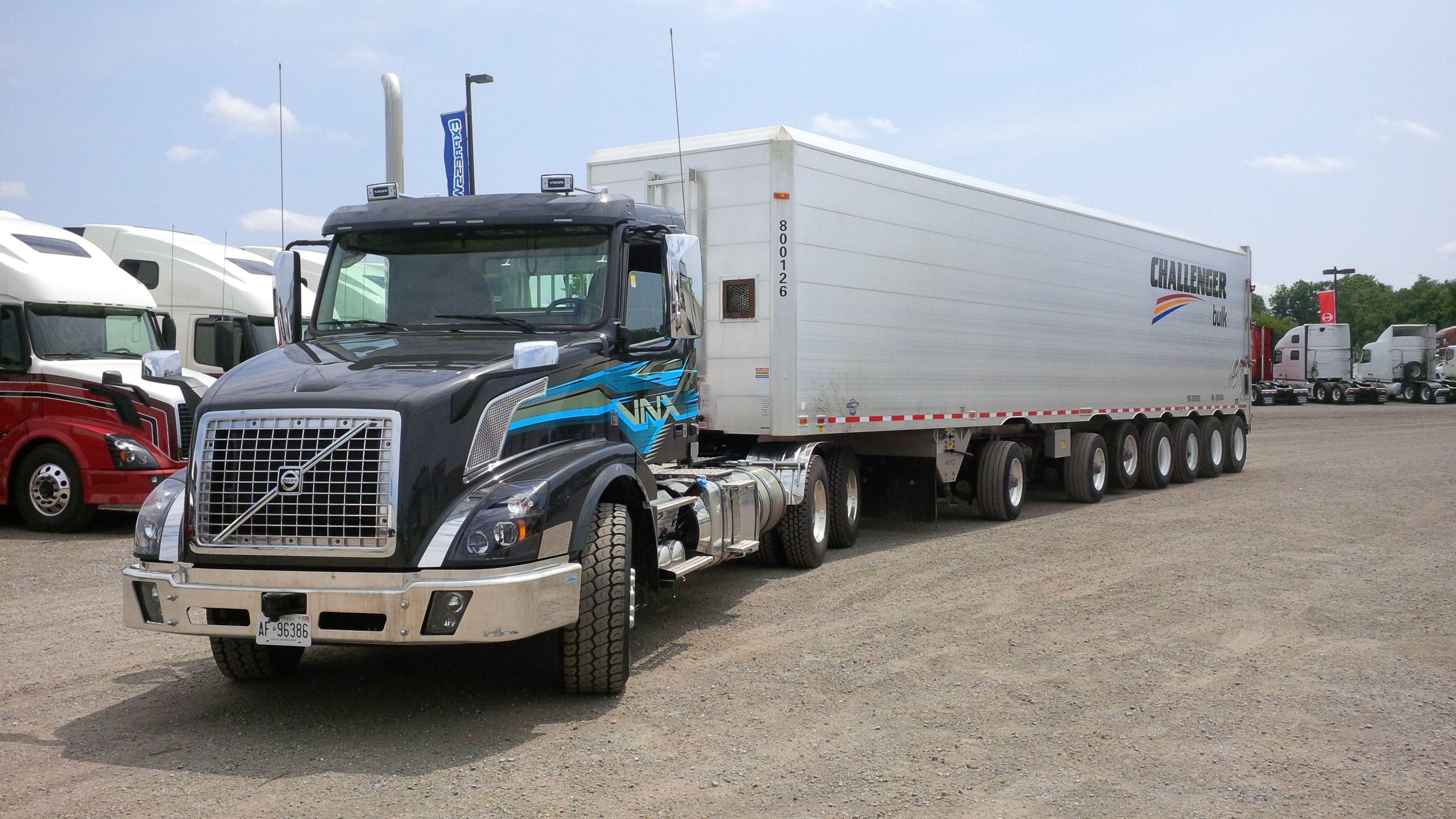 Volvo Trucks Canada >> Trucking Trucks 16 Trucks Volvo Trucks New Trucks