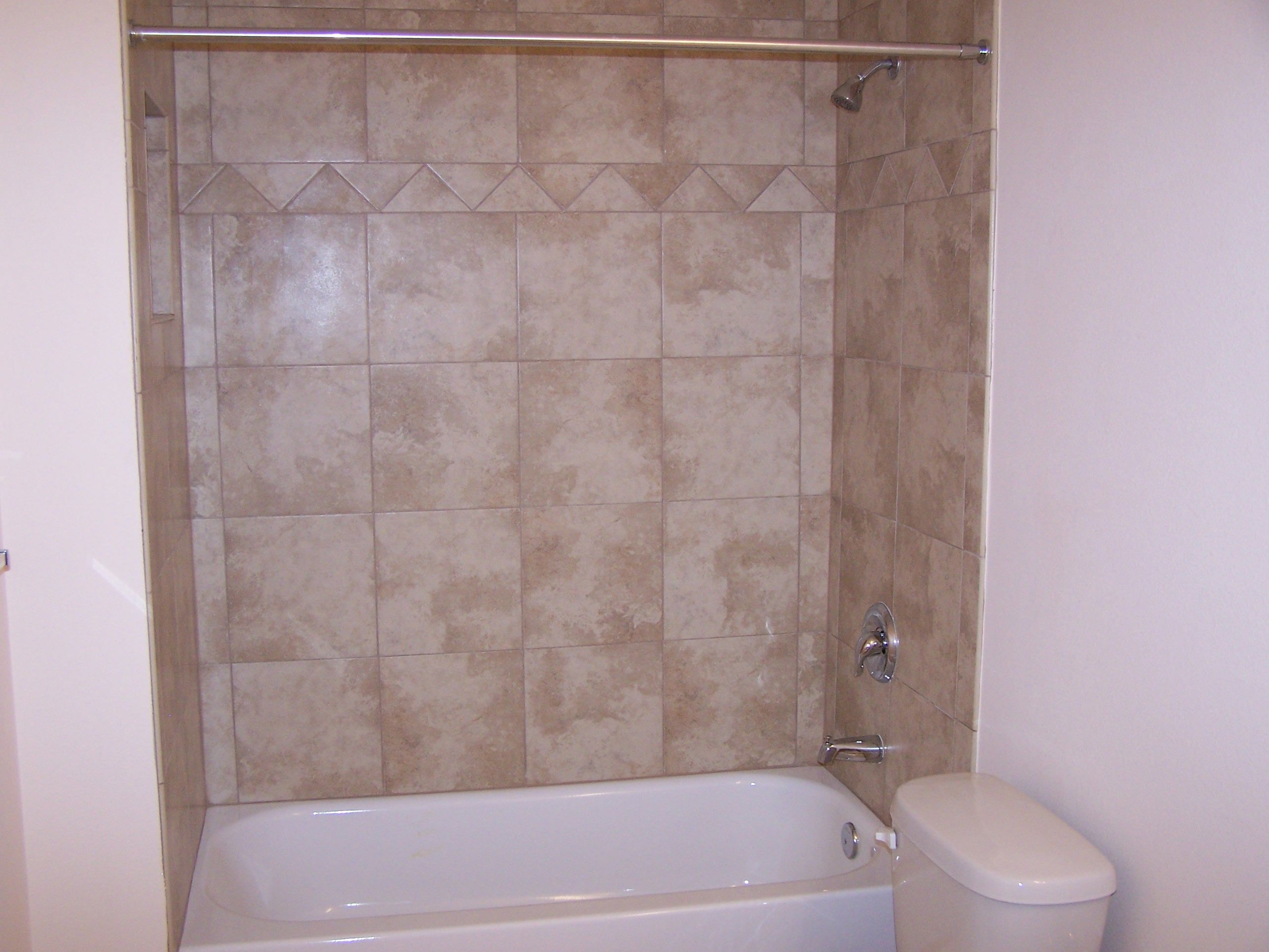 Ceramic bathroom tile 12x12 tile my house ideas for Ceramic tile bathroom ideas pictures