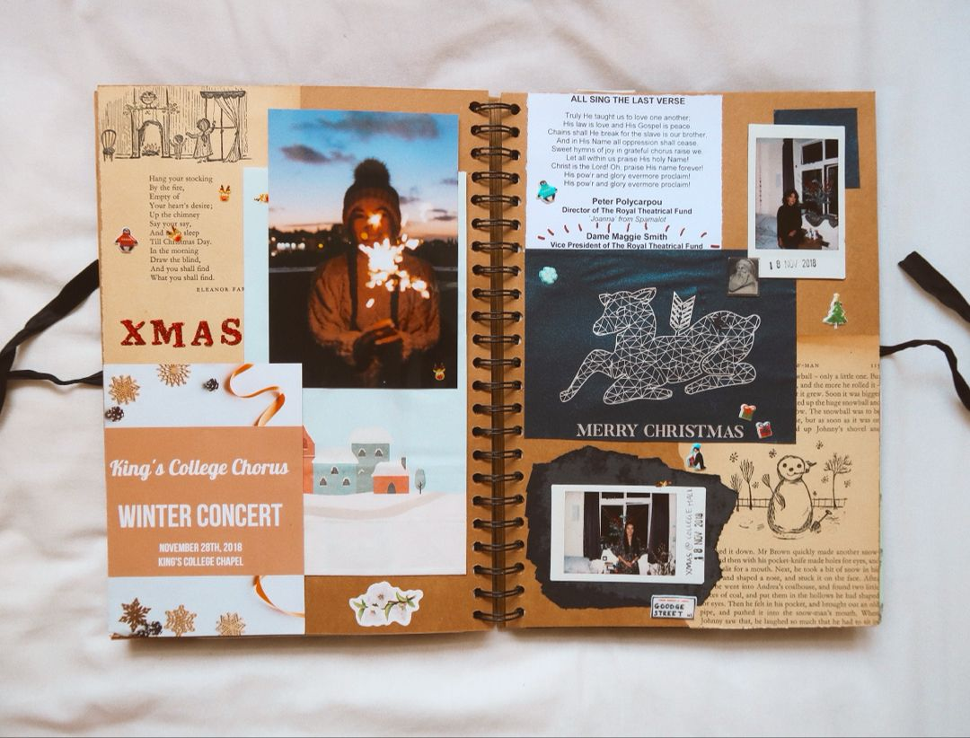 Some pages in my scrapbook from my christmas holiday pages to hopefully give you some inspiration and ideas when decorating your photo albums #scrapbooking #scrapbook #scrapbooklayouts #scrapbooklayout #scrapbookinglayouts #scrapbookpages #scrapbookpage #scrapbookideasforbeginners