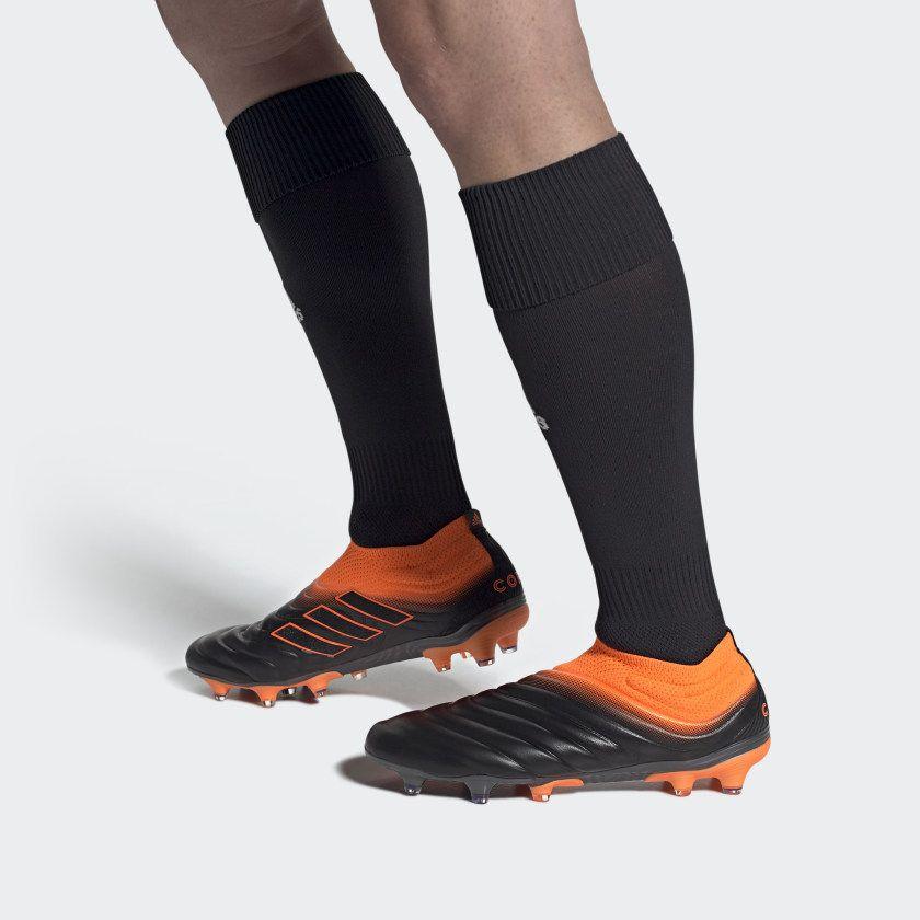 Adidas Copa 20 Firm Ground Cleats Black Adidas Us Black Adidas Black Friday Usa Football Boots