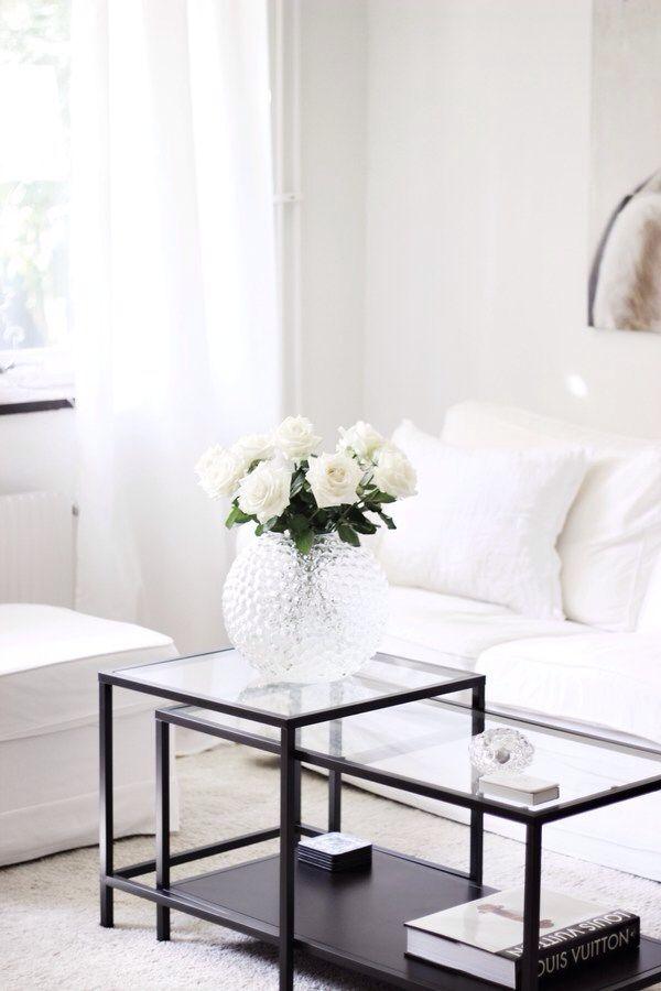 Vase und couchtisch wohnzimmer wohnzimmer wohnideen wohnzimmer und wohnzimmer ideen - Romantisches wohnzimmer ...