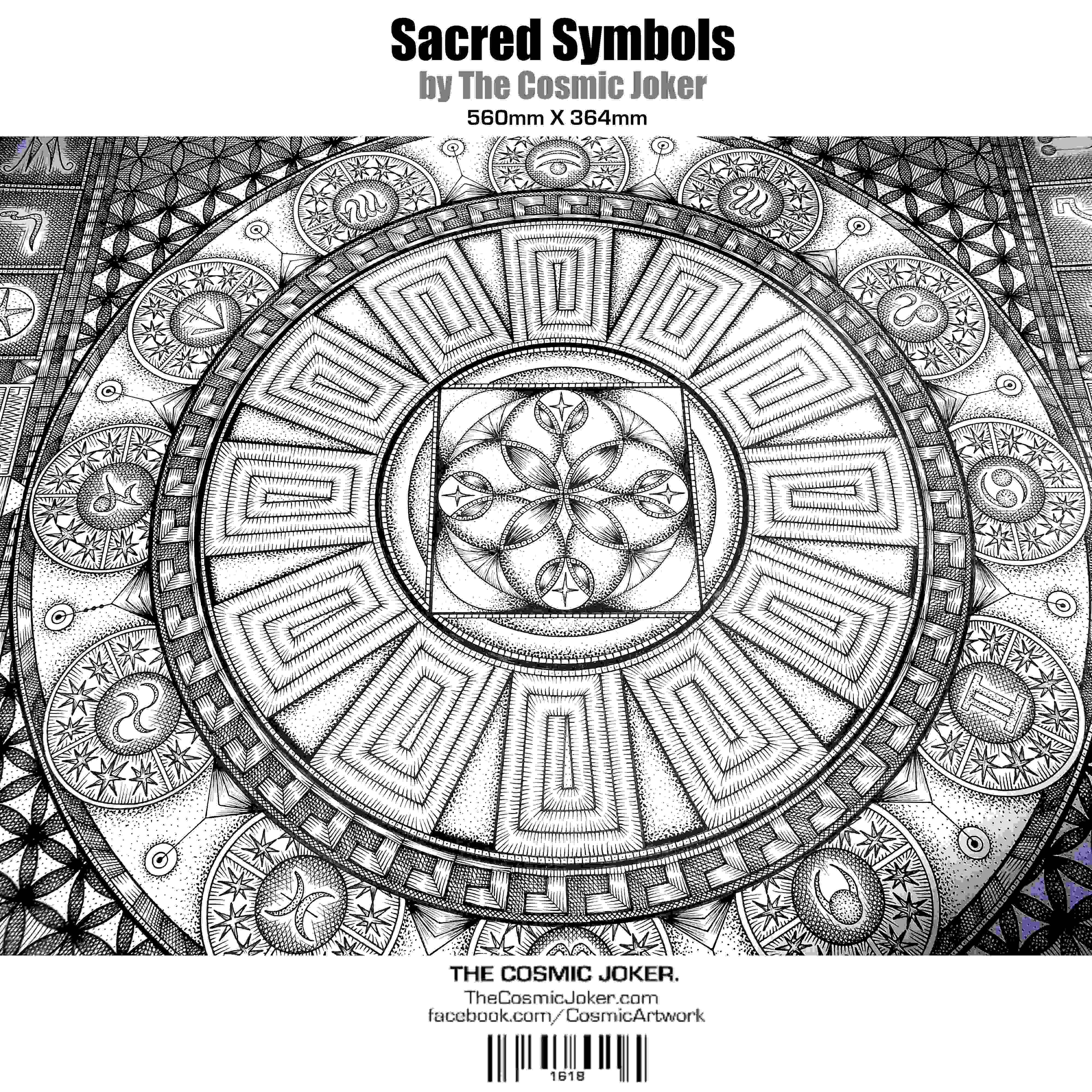 Sacred Symbols Inspired By Reading Laird Scrantons Sacred Symbols