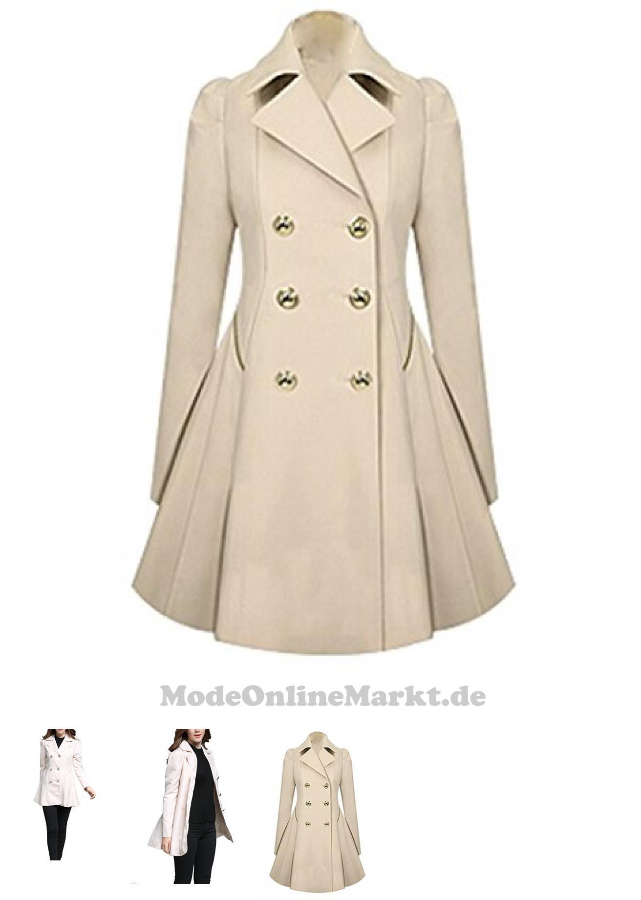 0889433122158 Smithroad Damen Elegante Jacke Mantel
