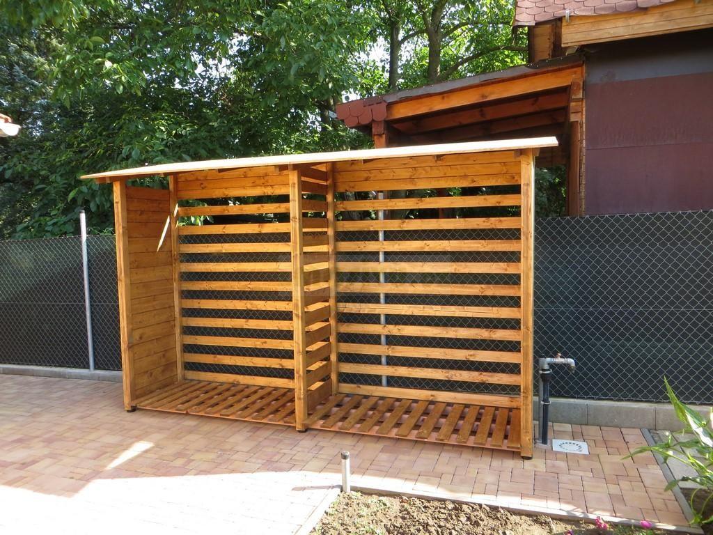 Drevnik Pristresek Pro Drevo Velky Hard Top Outdoor Decor Outdoor Outdoor Structures