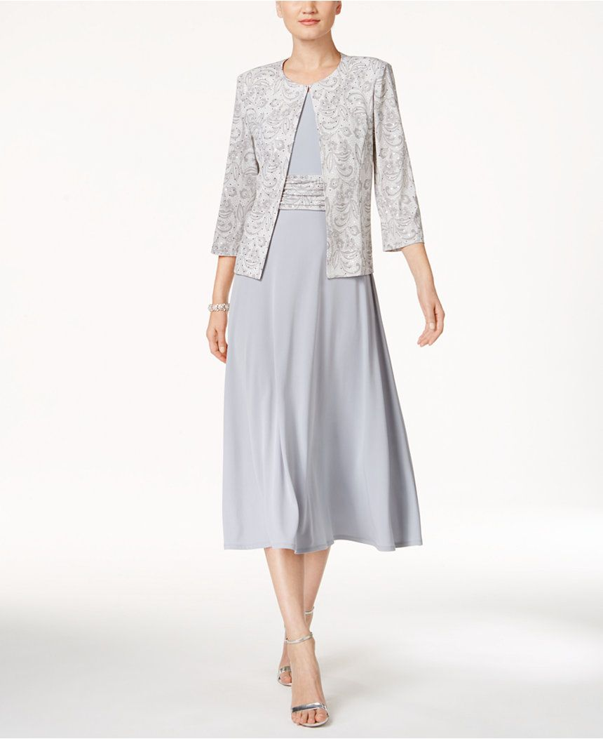 03fbd5cc7a8 Jessica Howard Petite Jacket Dresses - Gomes Weine AG