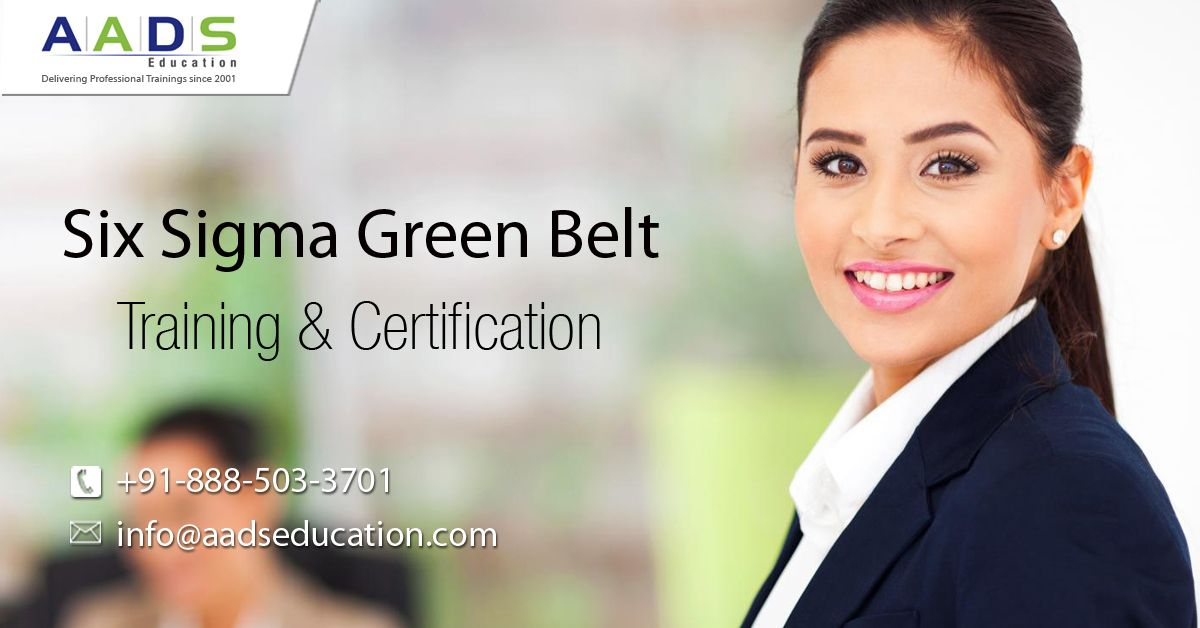 Looking For Six Sigma Training Institutes In Hyderabad Get The Best