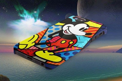 Romero Britto 3D case iPhone 5/5S/5C,4/4S,Samsung Galaxy S5/S4/S3 #iPhonecase #iPhoneCover #3DiPhonecase #3Dcase #S4 #s5 #S5case