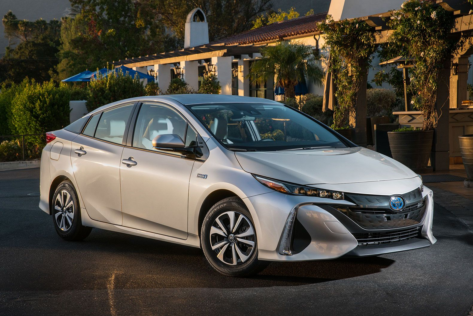 The Toyota Prius Prime Is The Most Efficient Electrified Car You