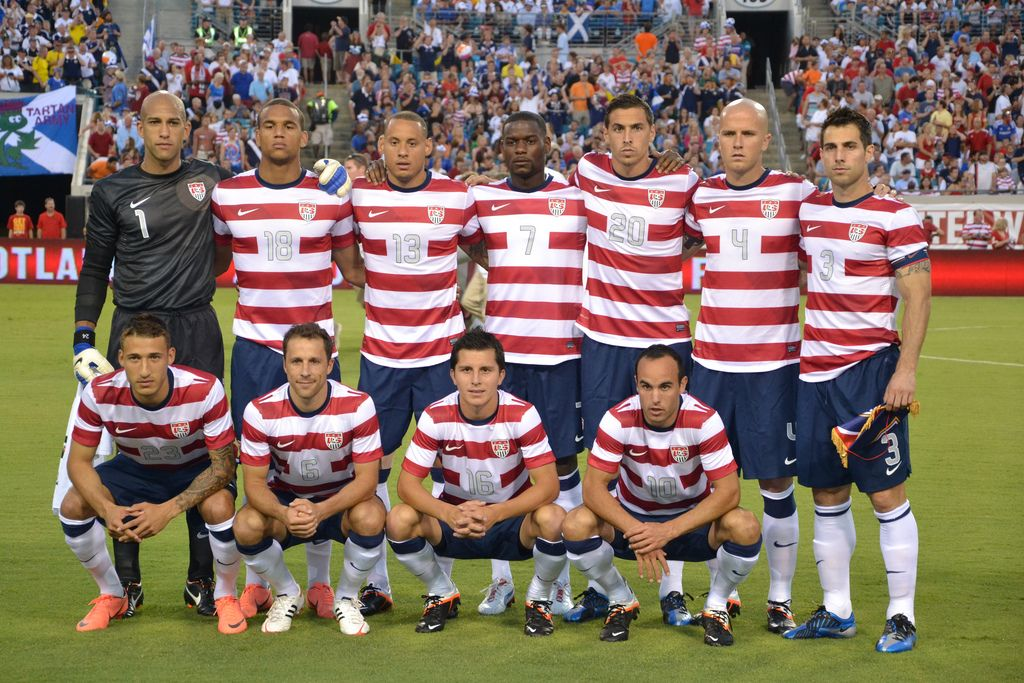 The Boys Usa Soccer Team Soccer Team Usa Soccer