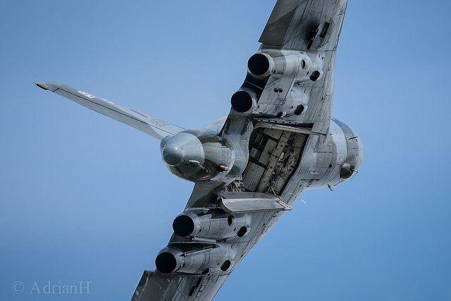Vulcan XH558 | RIAT 2015 | Adrian Harrison | Flickr