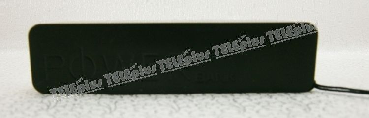 Powerbank Taşınabilir Harici Batarya 2600 mAh Siyah Renk -  - Price : TL22.90. Buy now at http://www.teleplus.com.tr/index.php/powerbank-tasinabilir-harici-batarya-2600-mah-siyah-renk.html