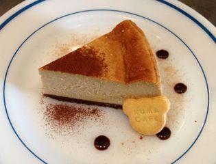 カプチーノ・チーズケーキ