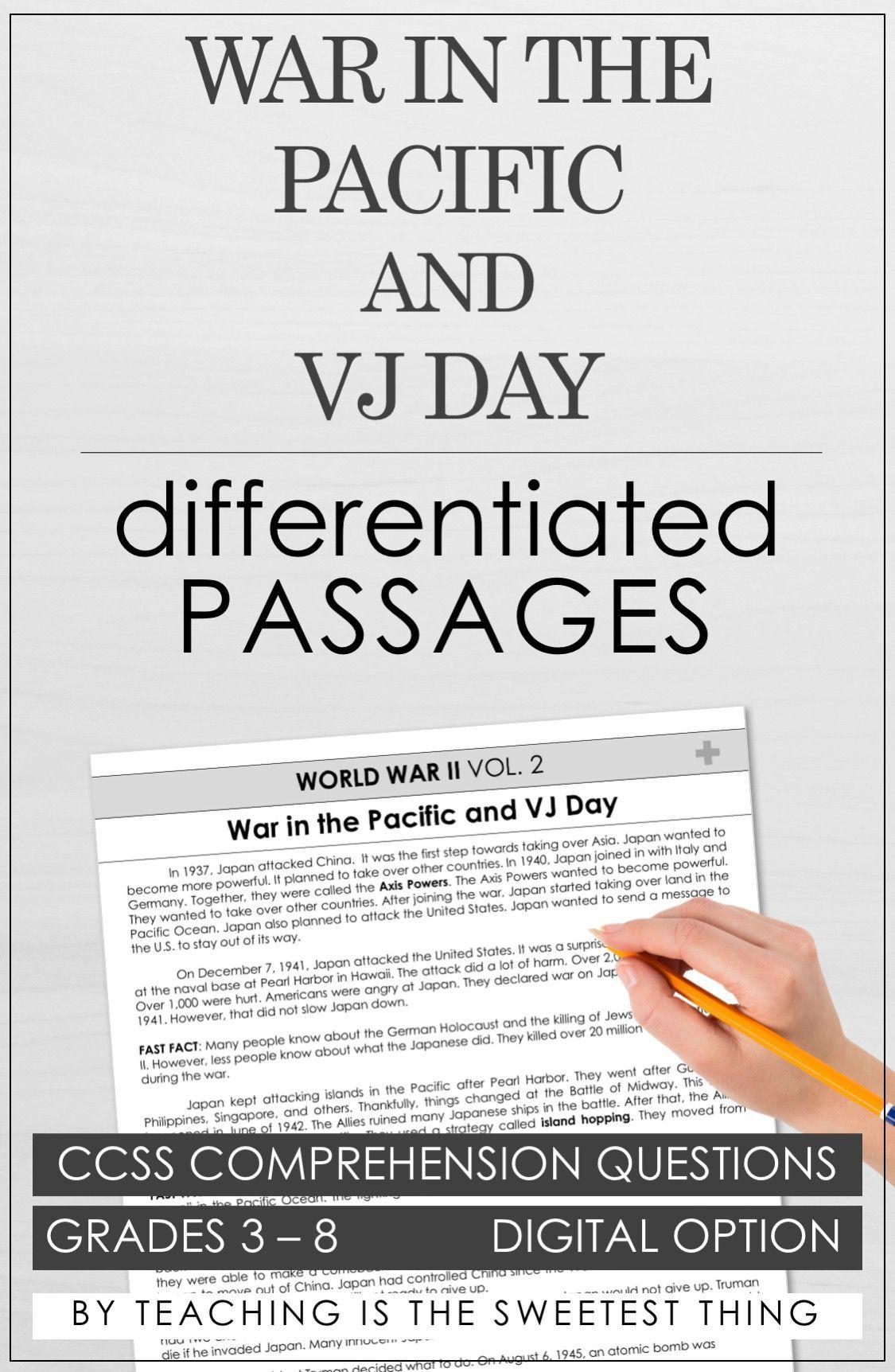 World War Ii Vol 2 Passages