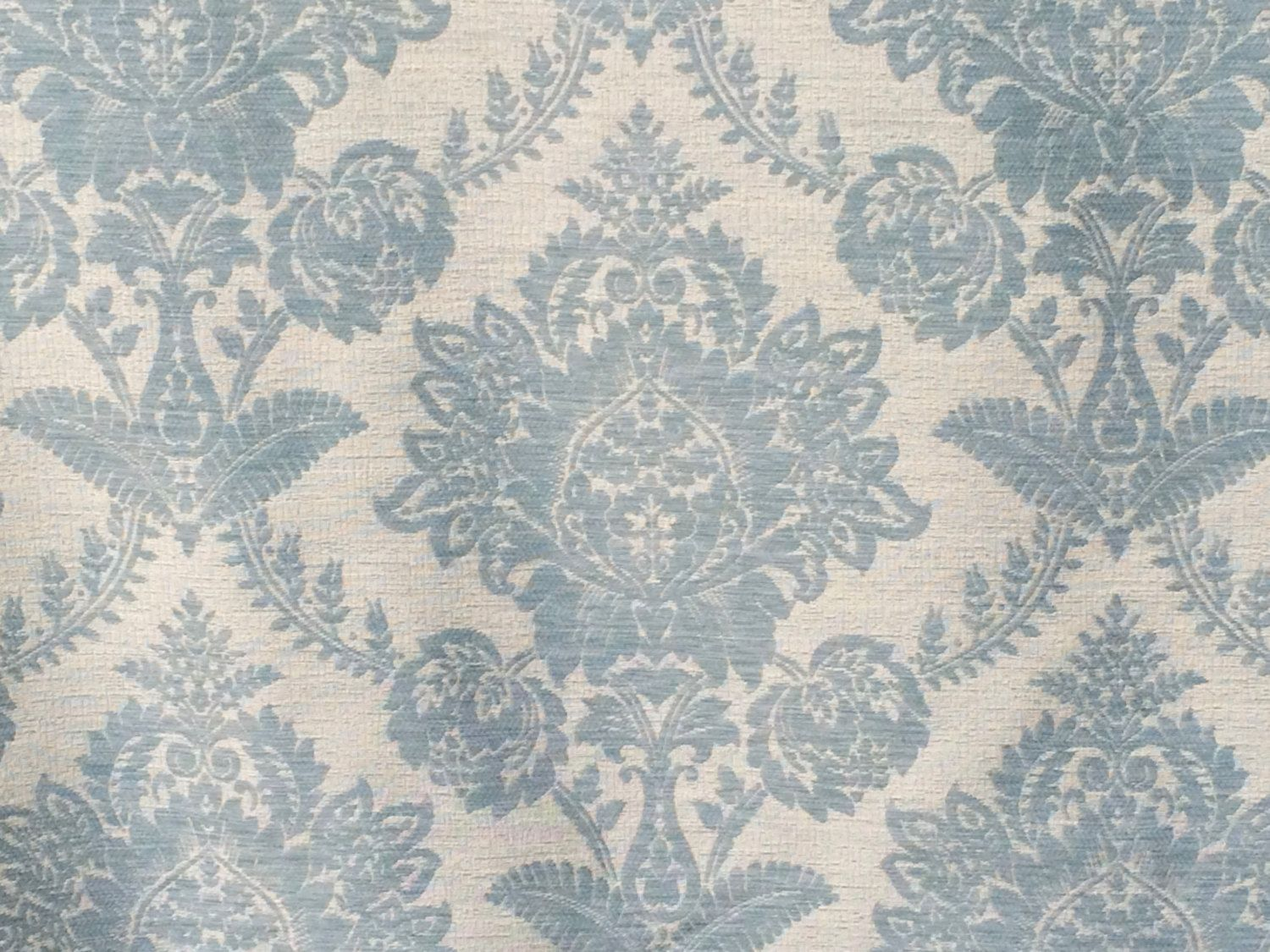 Curtain Fabric Wholesale Teal Blue Damask Curtain Fabric By The Yard Upholstery Fabric