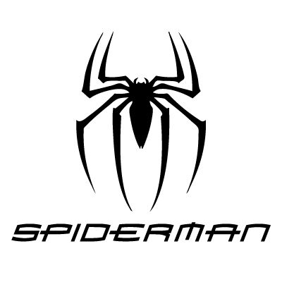 Spiderman Logo Vector Logo Spiderman In Ai Format For The Boyz
