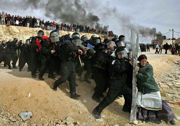 Defending the barricade