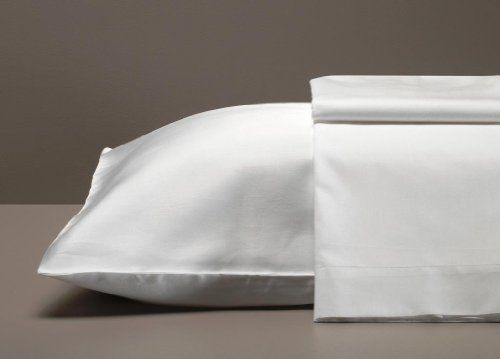 COVER ONLY for Standard Queen Size Contour Pillow 100/% cotton