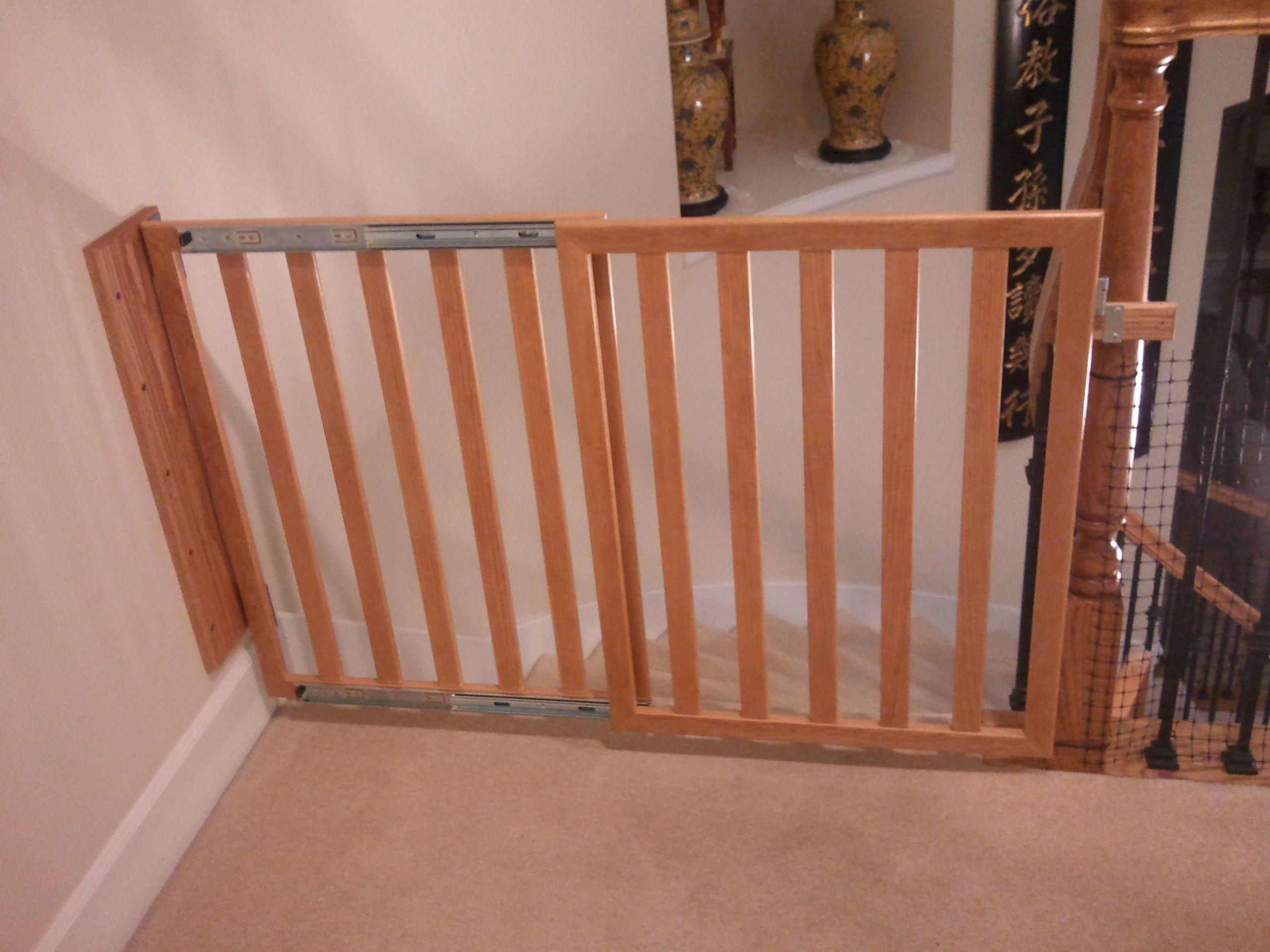 Download Free Baby Gate Plans Ehitus Pinterest Baby Gates