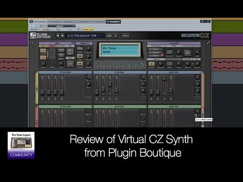 cool Review of Virtual CZ Synth from Plugin Boutique Free