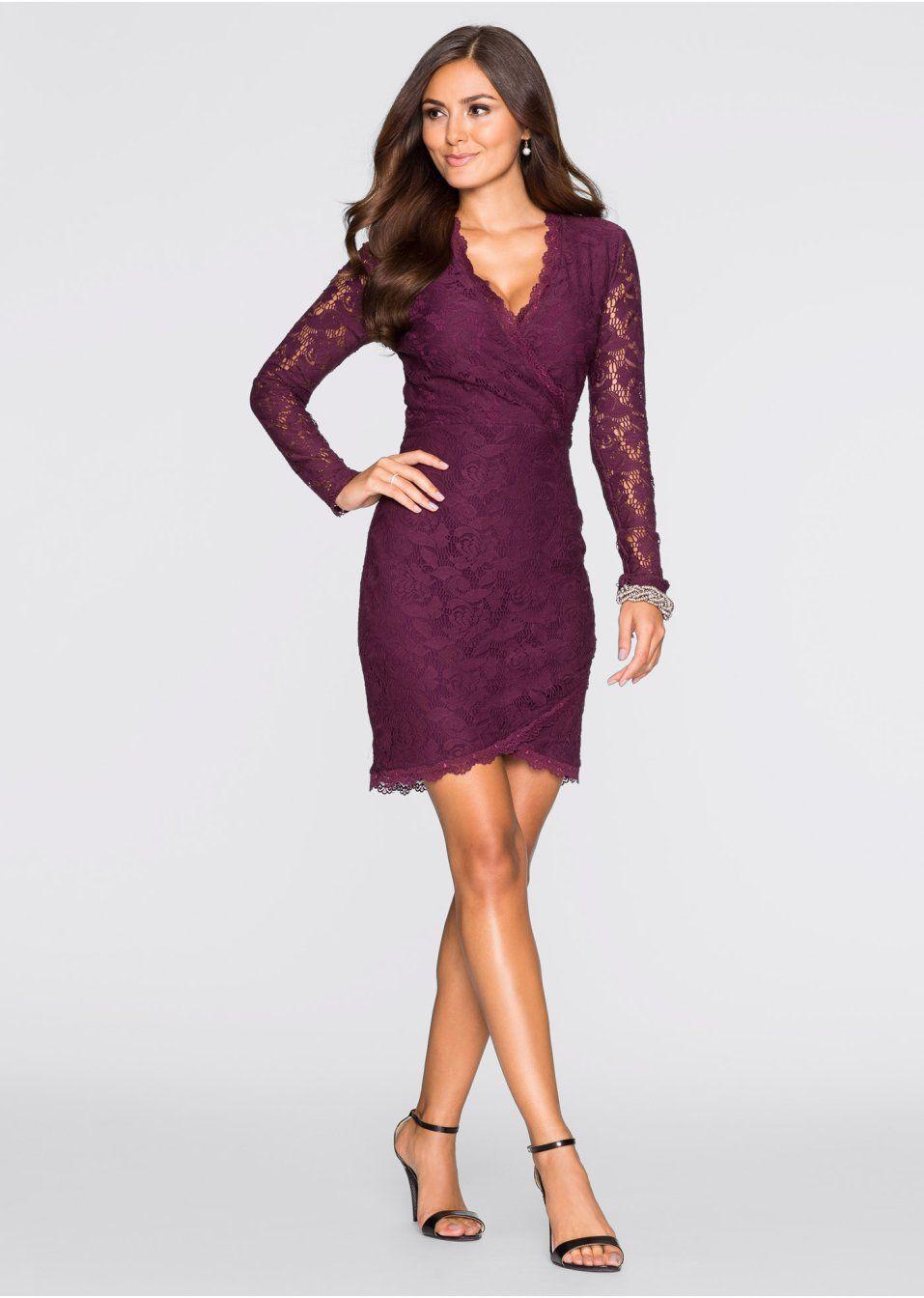 1088fc785 Čipkované šaty Pekné čipkované šaty s • 29.99 € • bonprix   Vencek a ...