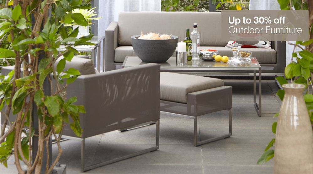 Dune Lounge Set--my dream outdoor furniture, the WHOLE ... on Dune Outdoor Living id=87758