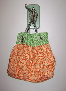 Create Kids Couture: How To Tuesday: Candi's Catch-All Bag