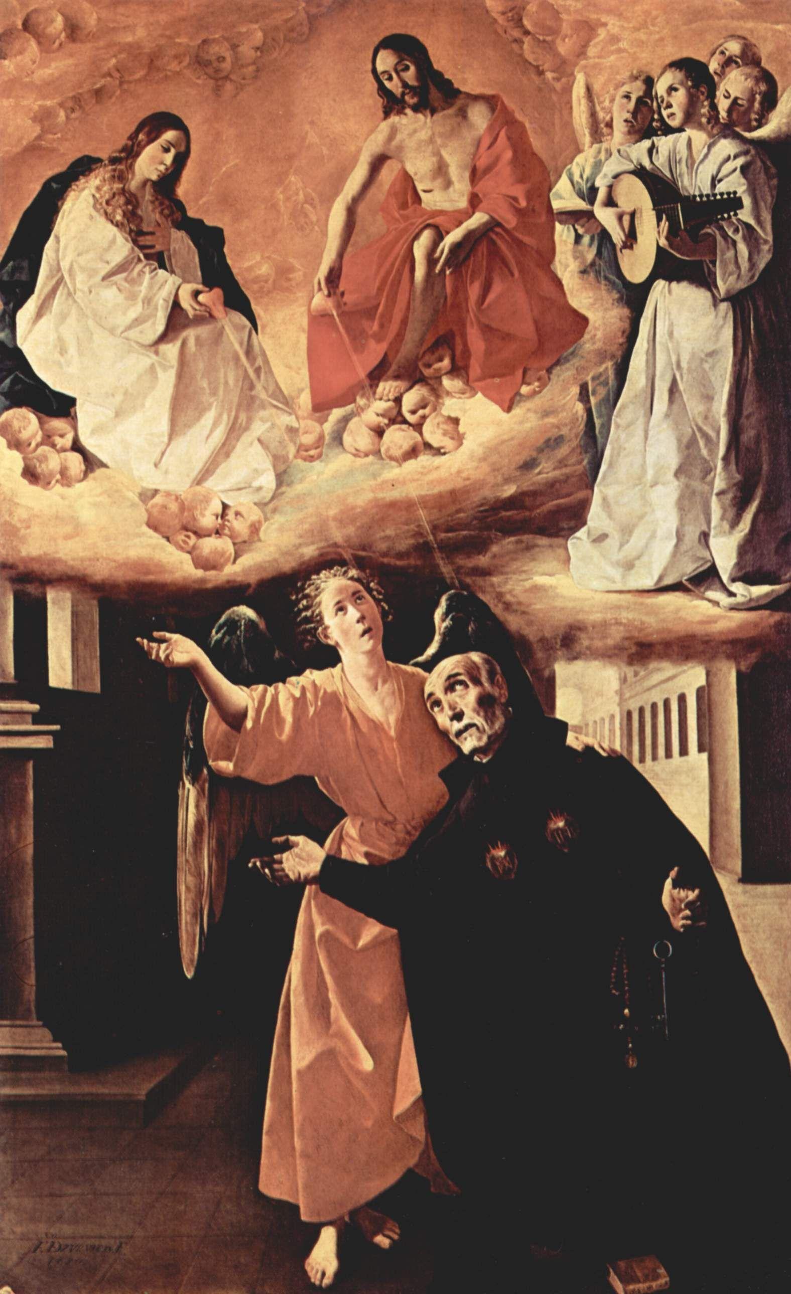 Happy Feast Day of St Alphonsus Rodriguez S.J. October