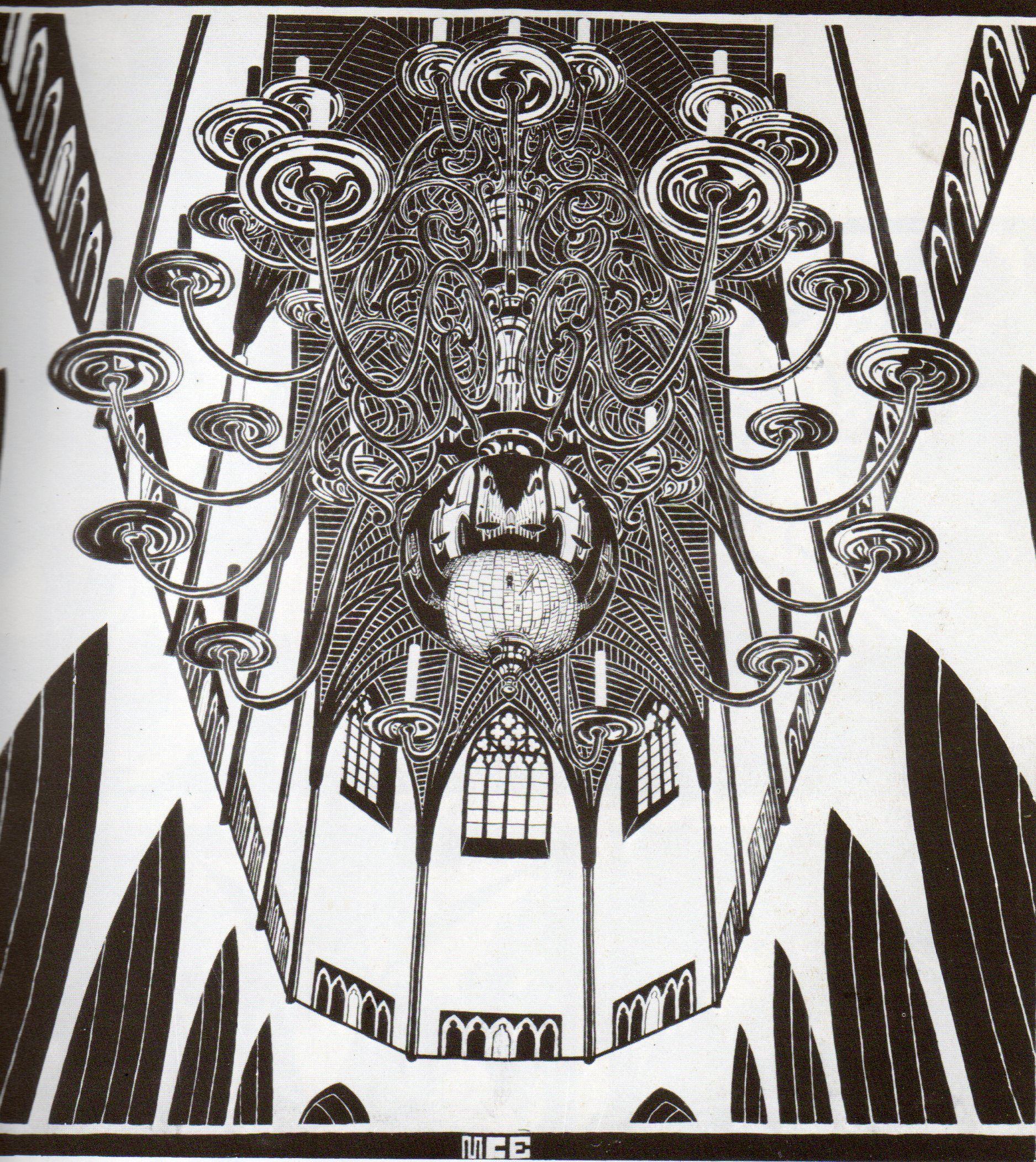 Maurits Cornelis Escher | .Maurits Cornelis Escher. | Pinterest